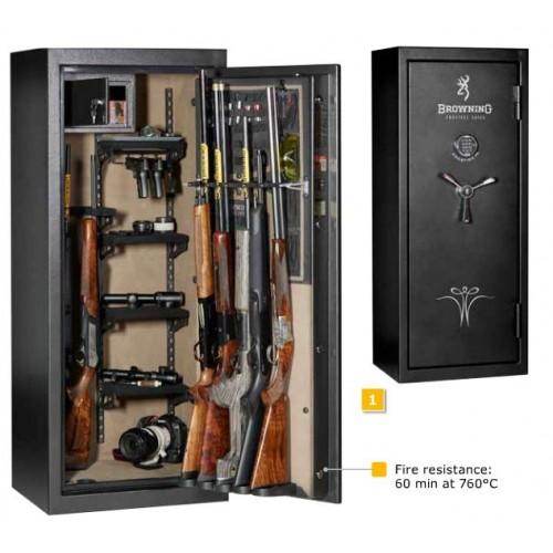 Cassaforte browning safe defender 19 armi - Porta pistola da spalla ...