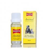 BALLISTOL ANIMAL OLIO PER LA CURA DEGLI ANIMALI Conf. 10ml