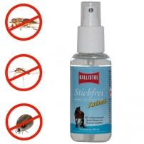 BALLISTOL LIBERI DA PUNTURE Repellente per animali 100ml contro TAFANI - ZANZARE - ZECCHE - ACARI