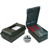 MTM VALIGETTA AMMO CAN BOX FOREST GREEN