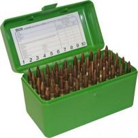 MTM PORTACOLPI RMLD 50-10 GREEN SHORT MAG. 50 COLPI CAL.300WSM-7mm WSM