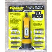 WHEELER The Fat Wrench - Cacciavite dinamometrico con misuratore di torsione. 10 punte in dotazione