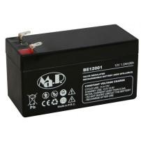 Batteria 12 Volt 1,2 AMP BE 12001