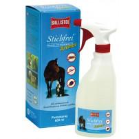 BALLISTOL LIBERI DA PUNTURE Repellente per animali 600ml contro TAFANI - ZANZARE - ZECCHE - ACARI