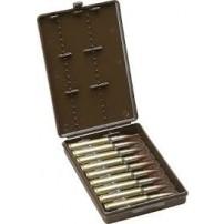 MTM - AMMO WALLET Porta cartucce Cal.222, 30-30, 7,62x39 per 9 colpi