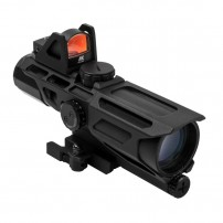 NC STAR ULTIMATE SIGHTINGS SYSTEM 3-9X40 CON RED MICRO DOT