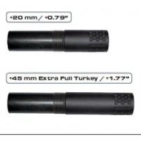 Strozzatore Beretta cal.12 External Optima estensione 45mm