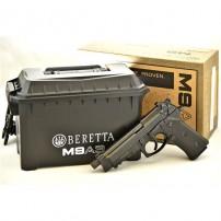 BERETTA 98FS Valigetta Rigida Verticale M9A3 per pistole - Colore NERA