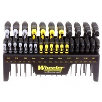 WEELER - SET 30-PIECE P-HANDLE DRIVER SET