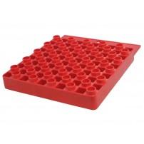 Portabossoli 50 posti cal.32ACP-.458MAG Universal Reloading Block Hornady