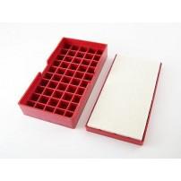 HORNADY 020043 CASE LUBE PAD Mini box utile per la pulizia dei bossoli
