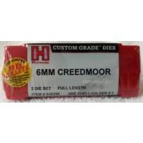 HORNADY - DIE SET Cal.6mm CREEDMOOR 2 pezzi Full Length - 546295