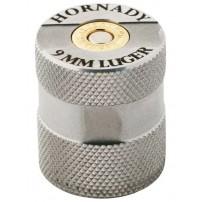 HORNADY 380701 CARTRIDGE GAUGE Cal.9mm.355 Luger Comparatore di cartuccia