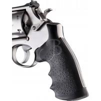 HOGUE GUANCETTA IN GOMMA per Revolver S&W, K/L RB->SB