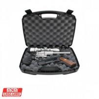 MTM - HANDGUN CASE Valigetta Porta Pistole fino a 8''per 2 Pistole  NERA - 809-40