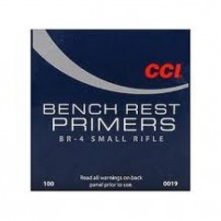 CCI- INNESCHI CCI BR4 Small rifle Bench Rest - Conf. da 1.000 pz.