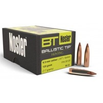 Nosler Ballistic Tip C.6,5mm.264'' 120gr Spitzer 26120