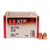 Palle Hornady  XTP CAL.44.430'' 200grs cod.44100