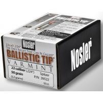 Nosler Ballistic TIP CAL.22.224'' 50grs Spitzer - 39522