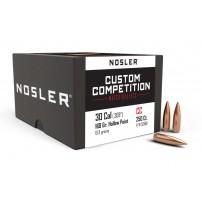 Nosler Competition cal.30.308 168gr HPBT match 53168