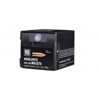 RWS palle cal.8mm (.323) 180grs 11.7G KS - 14644