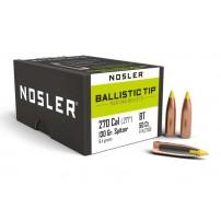Nosler Ballistic Tip CAL.270 .277'' 130 gr Spitzer - 27130