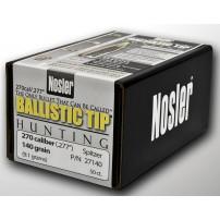 Nosler Ballistic Tip 277'' 140gr Spitzer - 27140