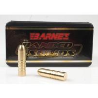 Barnes Solid 358'' 250gr RN-FMJ -35822