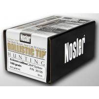 Nosler Ballistic Tip cal.6,5MM.264'' 100gr Spitzer - 26100