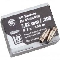 RWS palle CAL.30.308 150grs 9,7G ID - 14548