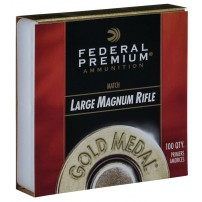 FEDERAL - INNESCHI GM215 Match LARGE RIFLE MAGNUM - Conf. da 100 pz.