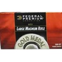 FEDERAL - INNESCHI GM215 Match LARGE RIFLE MAGNUM - Conf. da 1.000 pz.
