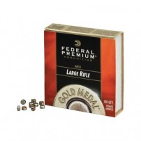 FEDERAL - INNESCHI GM210 Match LARGE RIFLE - Conf. da 100 pz.
