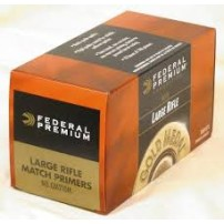 FEDERAL - INNESCHI GM210 Match LARGE RIFLE - Conf. da 1.000 pz.