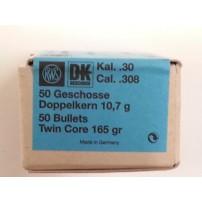 RWS PALLE CAL.30.308 165grs 10,7G DK - 14604