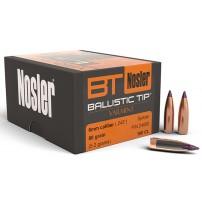 Nosler Ballistic Tip 6mm.243'' 80gr Spitzer - 24080