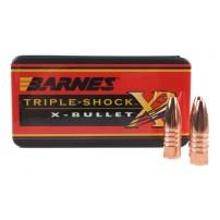 Barnes TSX-Bullet cal. 264 130gr TSX-FLATB - 26442