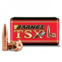 Barnes TSX-Bullet 338'' 185gr TSX-Boattail 33843