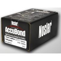 Nosler Accubond Cal.7mm 284'' 140gr Spitzer - 59992