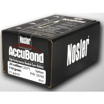 Nosler Accubond CAL.25 (.257'') 110gr SP - COD.53742