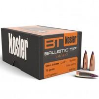 Nosler Ballistic Tip VARMINT CAL.6mm.243'' 70gr Spitzer 39570