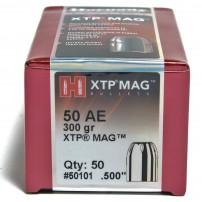 Palle Hornady P.50AE.500 300gr XTP MAG - 50101