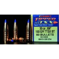 PALLE- BULLETS BARNES TSX-Tipped cal. 308 150gr TSX