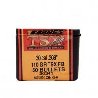 Barnes TSX-Bullet cal. 308 110gr TSX-BT - 30835