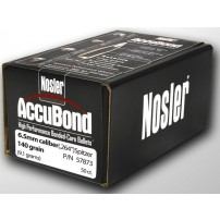Nosler Accubond 6,5mm (.264'') 140gr - COD.57873