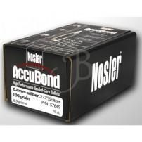 Nosler ACCUBOND cal.6,8mm.277'' 100grs 57845