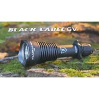 Browning - Torcia tattica  6 volt Black Label 600 LMS