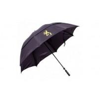 BROWNING Umbrella Windproof Black - Ombrello da caccia robustissimo antivento