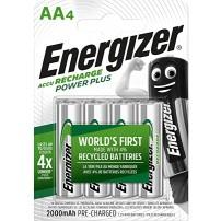 Batterie Stilo Ricaricabile 2000 mAh AA