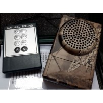 RIPRODUTTORE NATURAL SOUND 100 CANTI CON CARD E TELECOMANDO